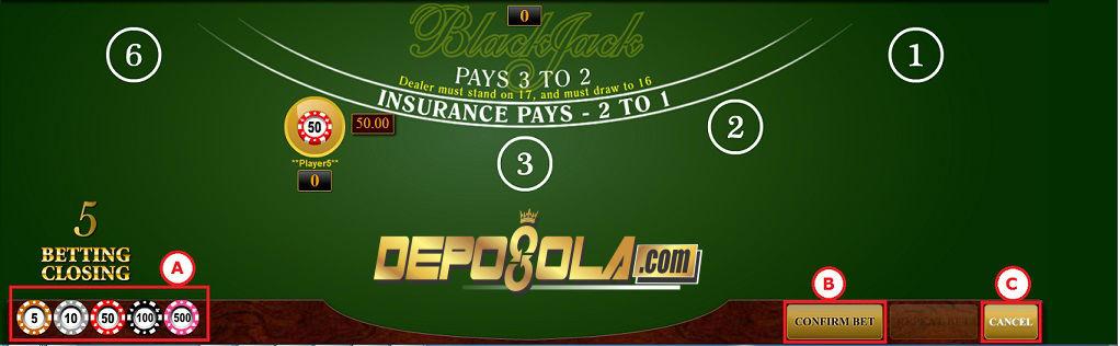 cara bermain blackjack 4