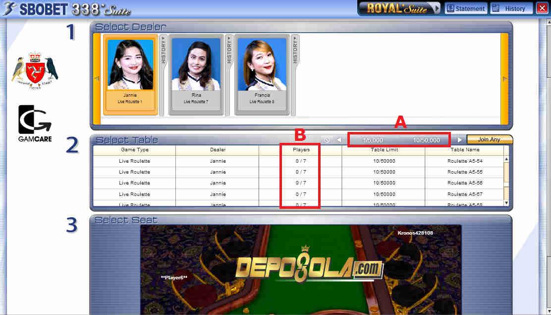cara bermain roulette sbobet 2