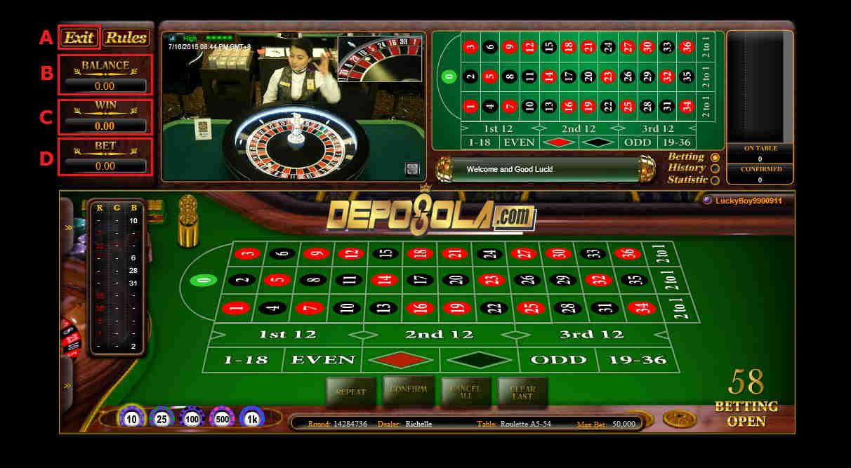 cara bermain roulette sbobet 3
