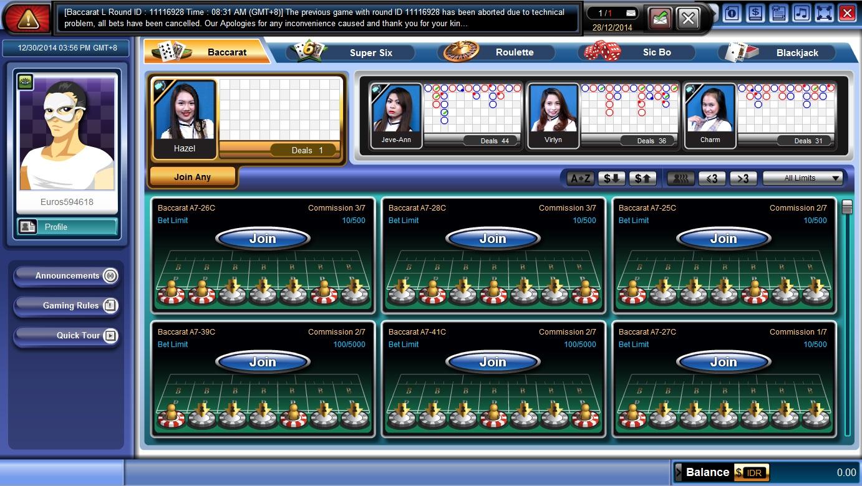 Gambar 6 - Panduan Cara Login Sbobet Casino