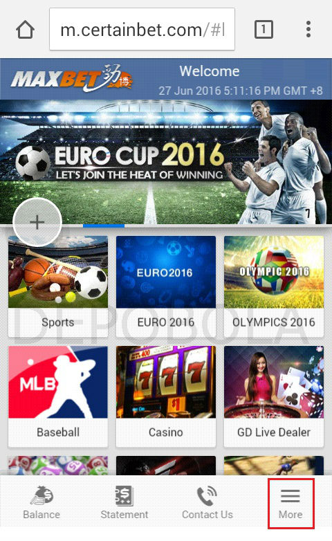 cara login ibcbet mobile 3