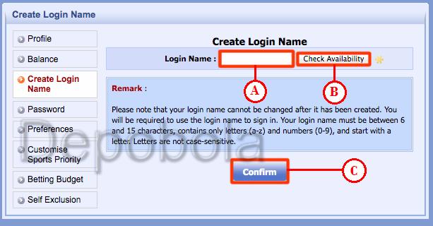 Tutorial Cara Membuat Login Name