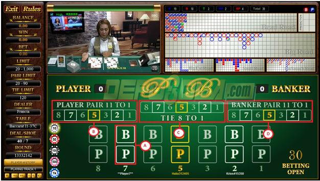 live baccarat sbobet casino 1