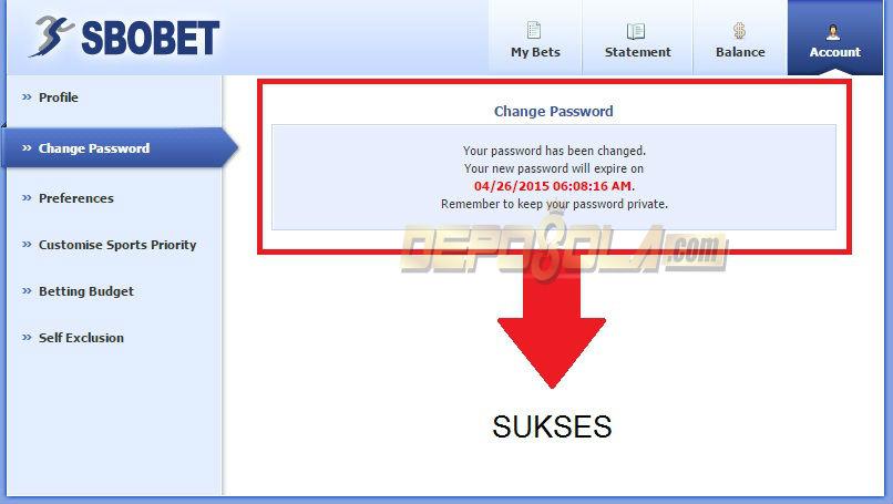 panduan mengganti password sbobet-3